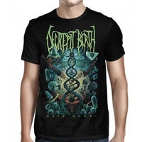 Decrepit Birth Axis Mundi Shirt