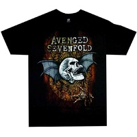 Avenged Sevenfold Through The Fire XXL Shirt