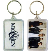 Of Mice & Men Photo Lucite Keychain