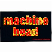 Machine Head Logo Sticker