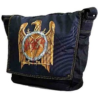 Slayer Eagle Crest Messenger Bag