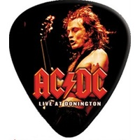 AC/DC Live At Donnington Guitar Pick
