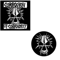 Corrosion Of Conformity 2 Button Badge Set