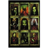 Cradle Of Filth Thornograpy Magnet