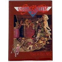 Aerosmith Toys In The Attic Magnet