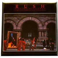 Rush Moving Pictures Magnet