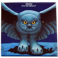 Rush Fly By Night Magnet