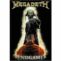 Megadeth Engame Victor Rattlehead Sticker