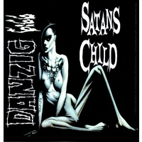 Danzig Satans Child Sticker