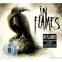 In Flames Sounds Of A Playground Fading CD DVD Special Edition