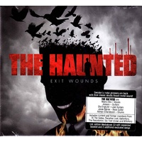 The Haunted Exit Wounds CD Ltd Edition Mediabook