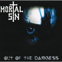 Mortal Sin Out Of The Darkness CD EP