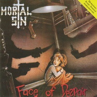 Mortal Sin Face Of Despair CD