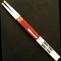 Snowy Shaw Signature White Drum Sticks by Wincent