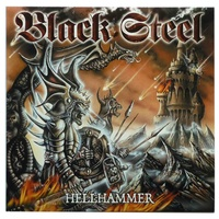 Black Steel Hellhammer LP Limited Numbered Edition