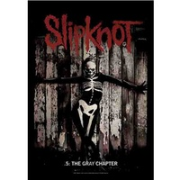 Slipknot The Gray Chapter Poster Flag