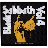 Black Sabbath Vol. 4 Patch