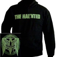 The Haunted Eagle Hoodie