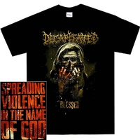 Decapitated Blessed Shirt