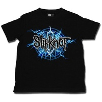 Slipknot Electric Blue Kids T-shirt 2-8 Years