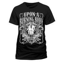 Upon A Burning Body Texas Shirt