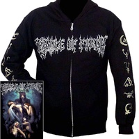 Cradle Of Filth Hammer Of The Witches Hoodie