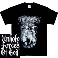 Immortal Unholy Forces Of Evil Shirt
