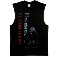 Disturbed Up Your Fist Muscle Shirt