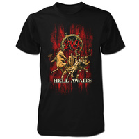 Slayer Hell Awaits Shirt