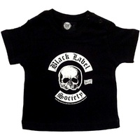 Black Label Society Baby Shirt 0-18 Months