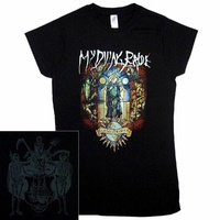 My Dying Bride Feel The Misery Windowpane Girls Shirt
