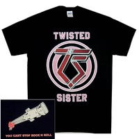 Twisted Sister The Knife Shirt