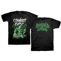 Cannabis Corpse Baptized In Bud Shirt