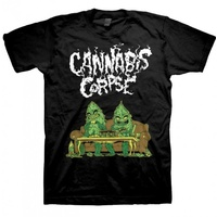 Cannabis Corpse Couch Dudes Shirt