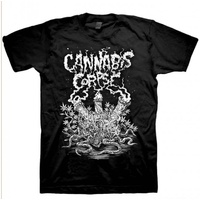 Cannabis Corpse Weedless Ones Shirt