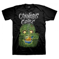 Cannabis Corpse Bowl Of Fire Shirt