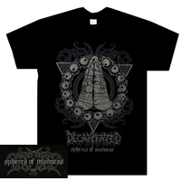 Decapitated Spheres Of Madness Shirt