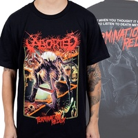 Aborted Termination Redux Shirt