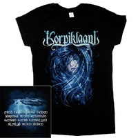 Korpiklaani Maiden Girls Shirt