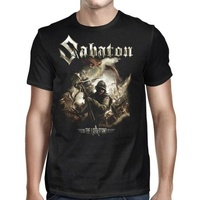 Sabaton The Last Stand Cover Shirt