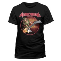 Airbourne Woman Guitar Shirt