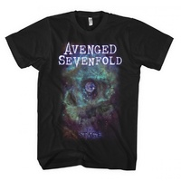 Avenged Sevenfold Space Face Shirt