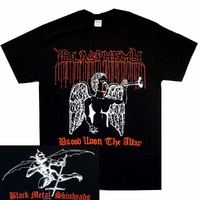 Blasphemy Blood Upon The Altar Shirt