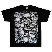 Avenged Sevenfold Deathbats All Over Shirt