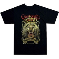 God Forbid Black Metal King Shirt