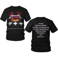Metallica Master Of Puppets Shirt