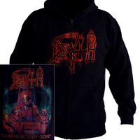 Death Scream Bloody Gore Hoodie