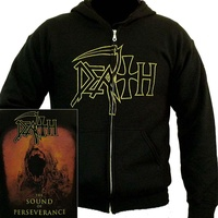 Death Sound Of Perseverance Hoodie