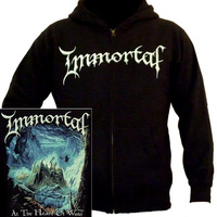 Immortal At The Heart Of Winter Hoodie
