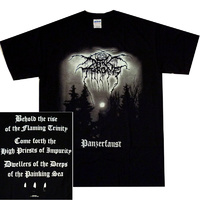 Darkthrone Panzerfaust Shirt Dark Throne